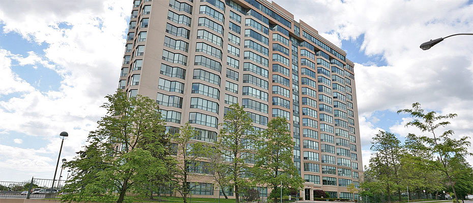 100 Millside Drive, Milton - Village Park On The Pond condominiums in downtown Milton.