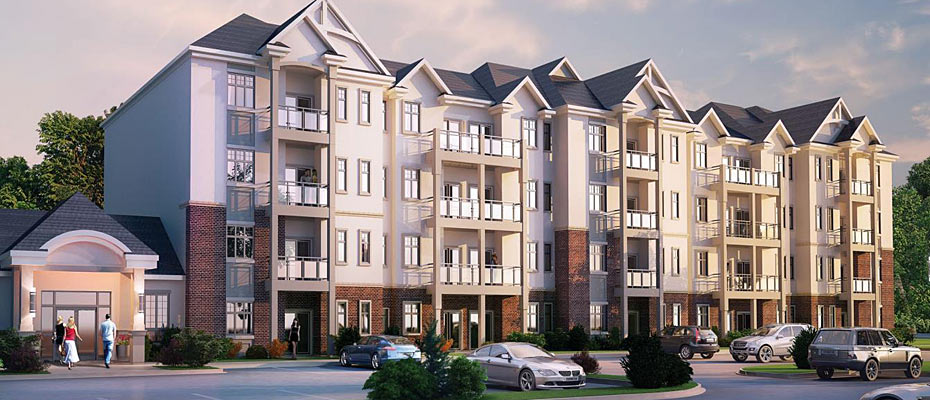 Viva Condos at 1370 Costigan Road, Milton