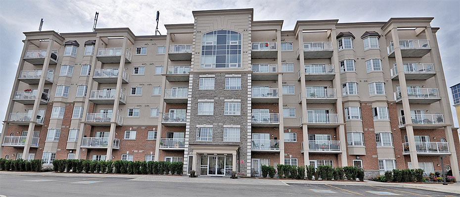 1379 Costigan Road, Milton - Parkside Residences condominium developed by Valery Homes