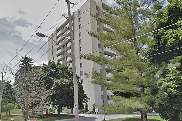 81 Millside Drive - HCC 57 condominiums building in downtown Milton